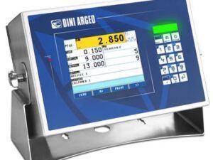 3590EGTT liečiamo ekrano pramoninis svorio indikatorius