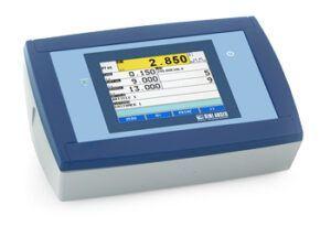 3590ET skaitmeninis liečiamo ekrano svorio indikatorius