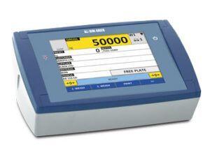 3590ET8 pramoninis liečiamo ekrano svorio indikatorius