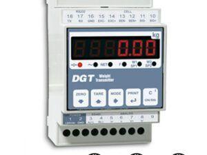 """""""DGT1"""" serijos daugiafunkcinis indikatorius – siųstuvas"""