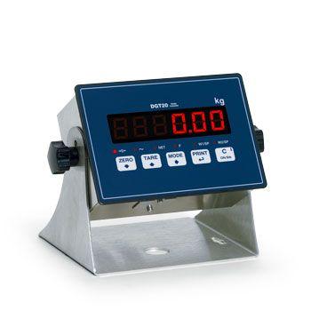 DGT20 skaitmeninis svorio indikatorius / siųstuvas