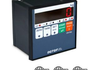 DGTQF serijos mikrovaldiklis dozavimo sistemoms